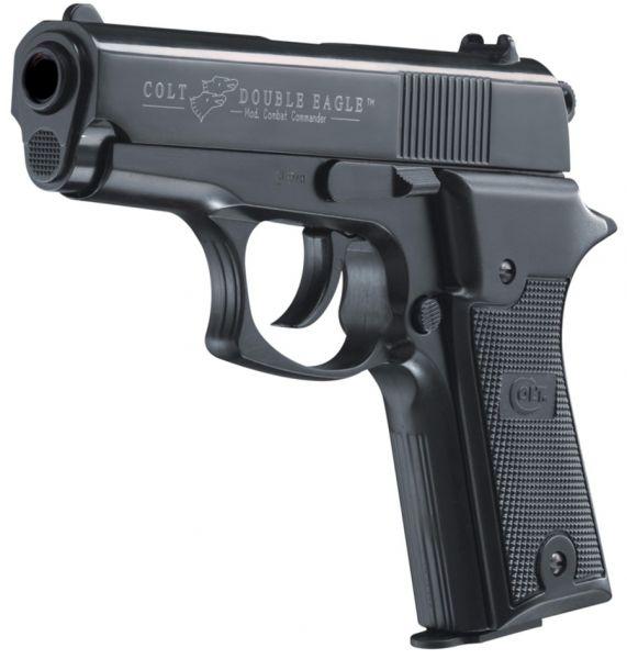Pistolet COLT DOUBLE EAGLE COMBAT COMMANDER UMAREX cal.9mm P.A.K