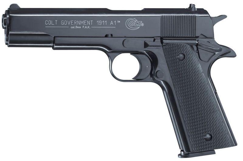 Pistolet COLT GOVERNEMENT 1911 A1 Bronzé UMAREX cal.9mm P.A.K