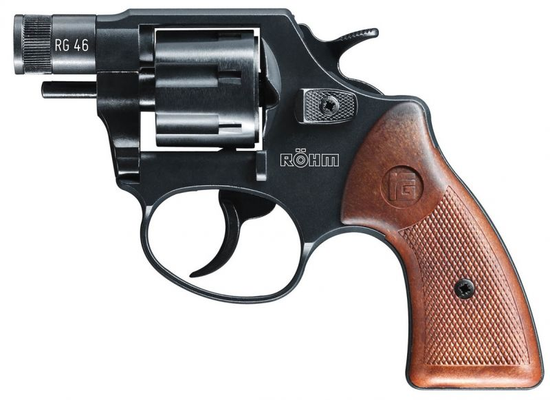 Revolver à blanc ROHM RG 46 cal.6mm Flobert