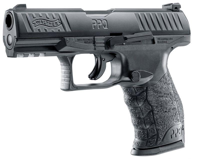 WALTHER PPQ M2 T4E Black RAM cal.43 ''UMAREX''