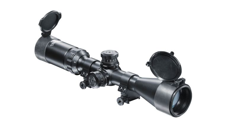 Lunette WALTHER 3-9x44 Sniper (rail 21mm)