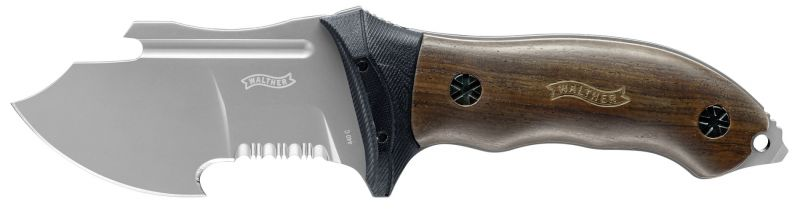 Couteau poignard WALTHER FTK - Fixed Tool Knife
