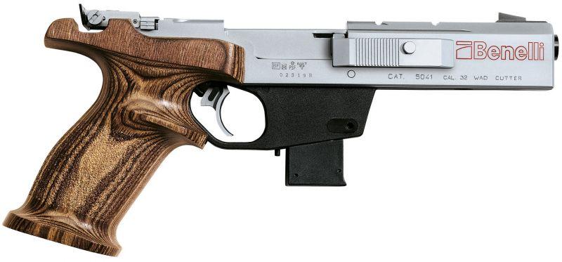 Pistolet BENELLI MP 95 E Silver cal.32 WC