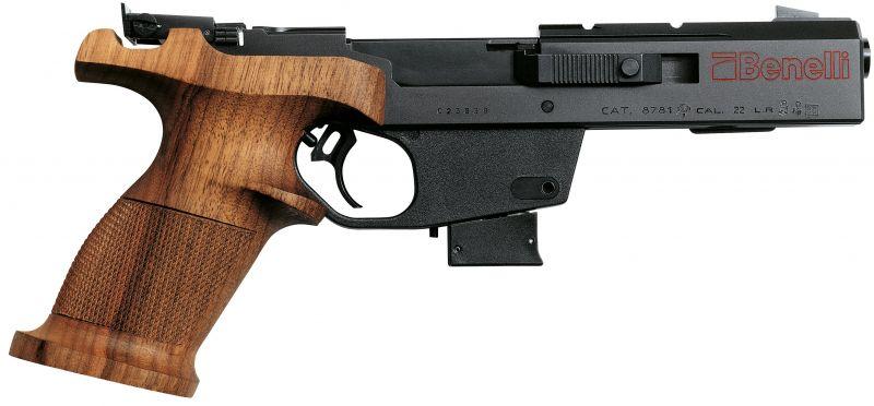 Pistolet BENELLI MP 95 E Noir cal.22 Lr