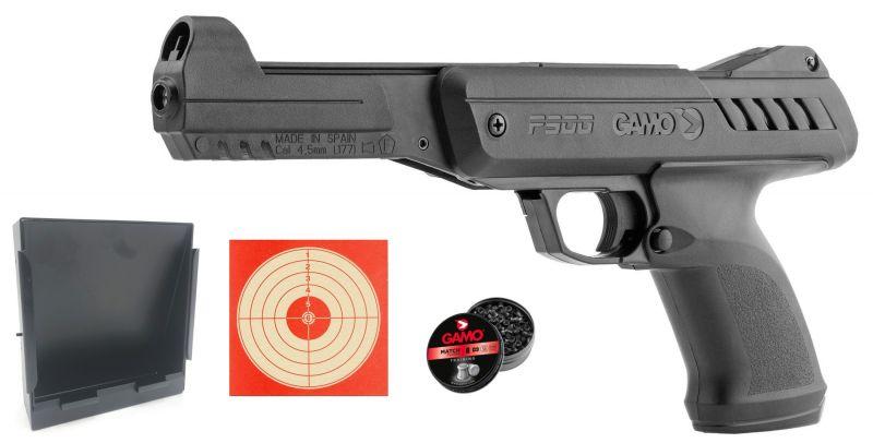 "Pistolet à plombs GAMO P-900 ""GUN SET"""