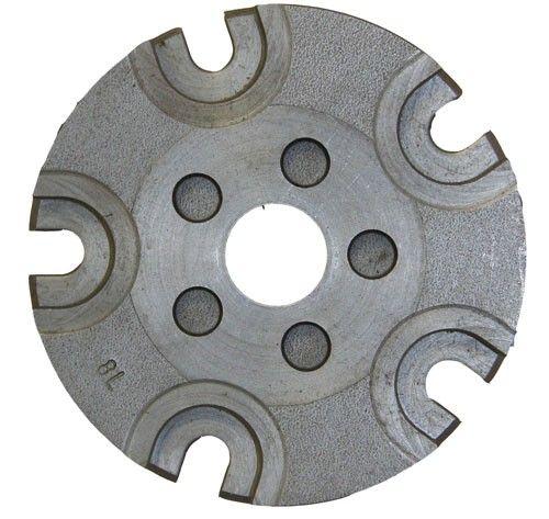 Plateau support de douilles pour presse LEE Load Master #Plate 1 Cal.38 Sp - 357 Mag
