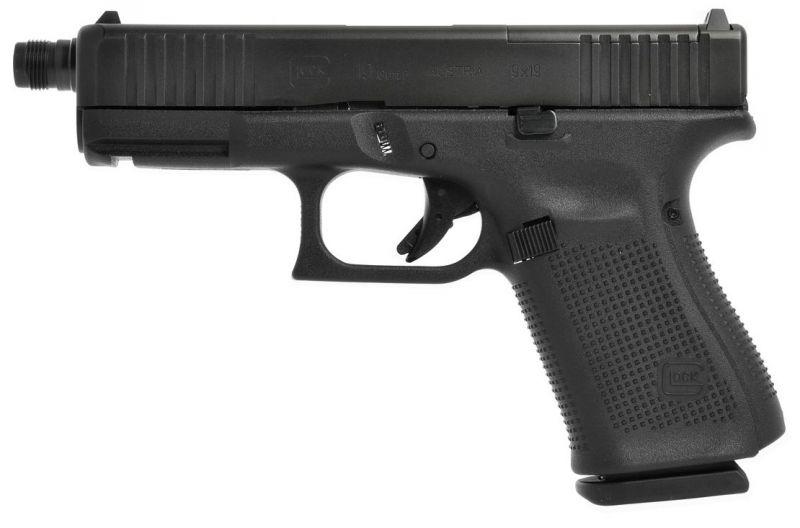 Pistolet GLOCK 19 Gen5 MOS FS Fileté cal.9x19