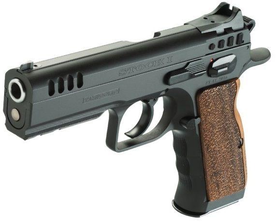 Pistolet TANFOGLIO Stock I Bronzé calibre 9x19