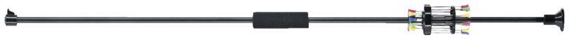 Sarbacane 101cm NTG cal.40 avec 12 flèchettes