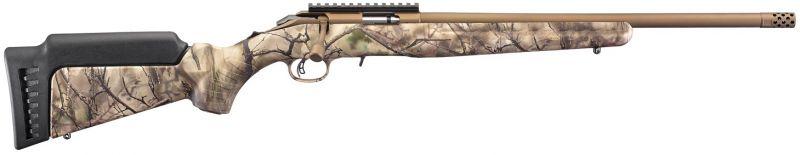 Carabine cal.17 Hmr RUGER American Rimfire Camo Go Wild