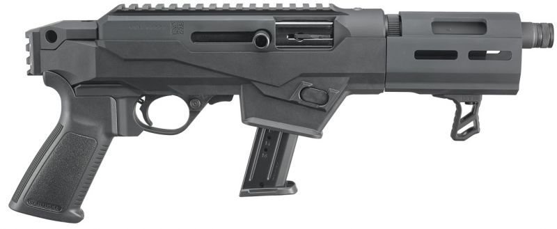 Pistolet RUGER PC CHARGER cal.9x19