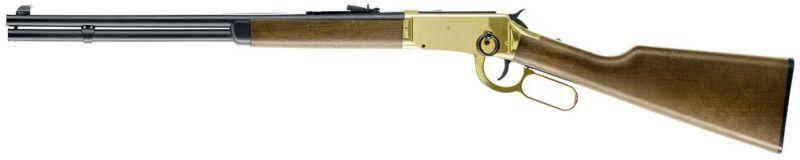 Carabine Co2 LEGENDS Lever Action Cowboy Rifle Gold UMAREX cal.4,5mm BB'S