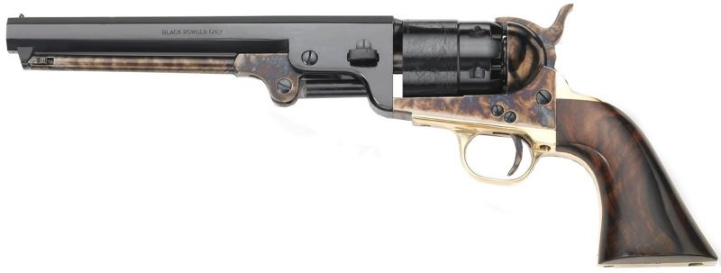"""Revolver à Poudre Noire Pietta COLT 1851 Navy Yank """"YAN36"""" cal.36"""