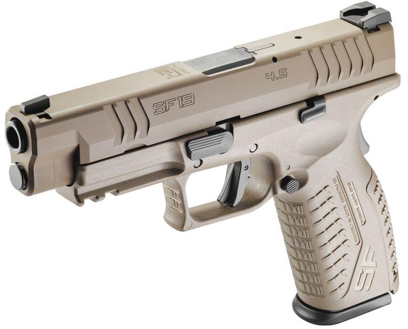 Pistolet HS PRODUKT SF19 FDE 4.5