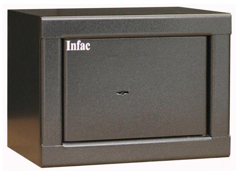 Coffre INFAC C3A armes de poing (17kg)