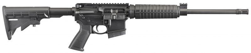 RUGER AR-556 MPR Black cal.223 Rem