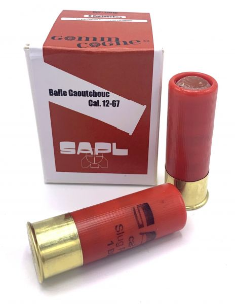 Balles Gomm-Cogne Cal.12/67 SAPL