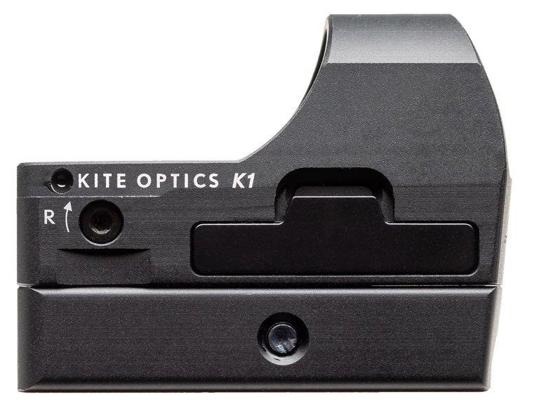 Point rouge KITE OPTICS K1 HOLO montage Weaver (21mm) 2Moa