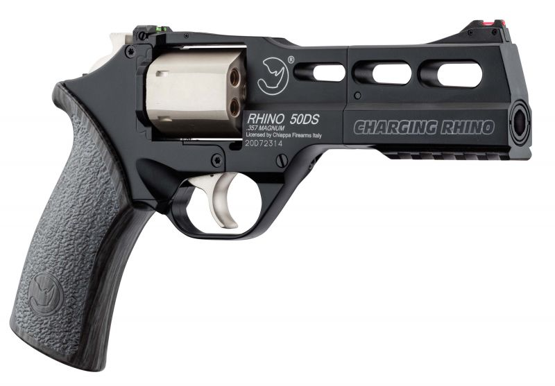 Revolver CHIAPPA Rhino 50 DS Black