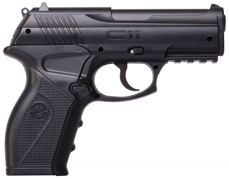 Pistolet C11 Black CROSMAN cal.4,5mm BB's