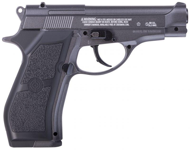 Pistolet PFM16 Black CROSMAN cal.4,5mm BB's