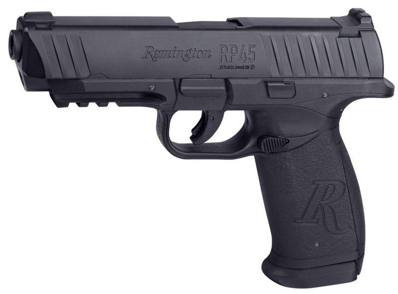 Pistolet REMINGTON RP45 Black CROSMAN cal.4,5mm BB's