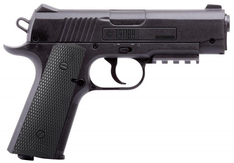 Pistolet 1911 Black CROSMAN cal.4,5mm BB's