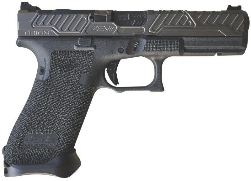 Pistolet custom ZEV G17 Gen.5 ORION Grey cal.9x19