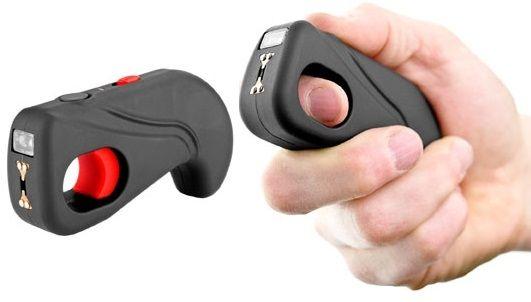 Pistolet electrique Shocker GUNSHOCK rechargeable par USB 2 000 000 Volts