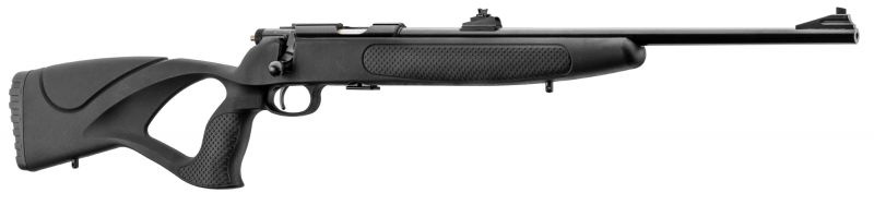 Carabine 22LR Black Ops Manufacture Thumbhole Synthétique
