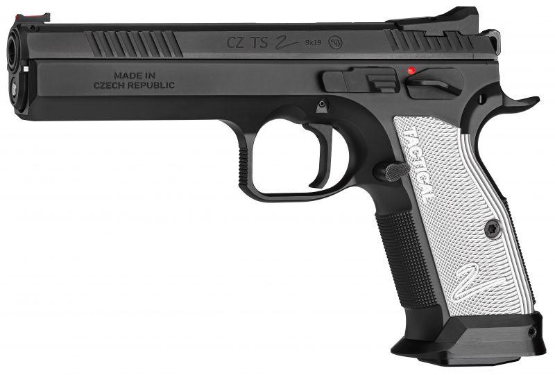 Pistolet CZ 75 TS 2 Entry calibre 9x19
