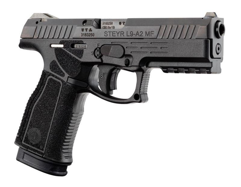 Pistolet STEYR L-A2 MF cal.9x19