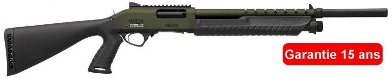 Fusil à pompe FABARM SDASS MARTIAL Od Green cal.12/76