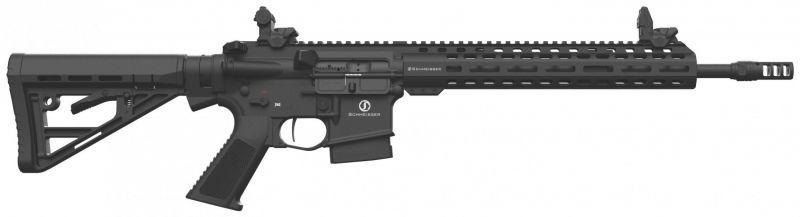 SCHMEISSER AR15 Dynamic Black M-LOK 14.5