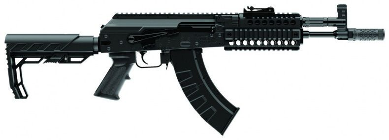 Carabine CROSMAN AK1 Full Auto cal.4,5mm BB'S