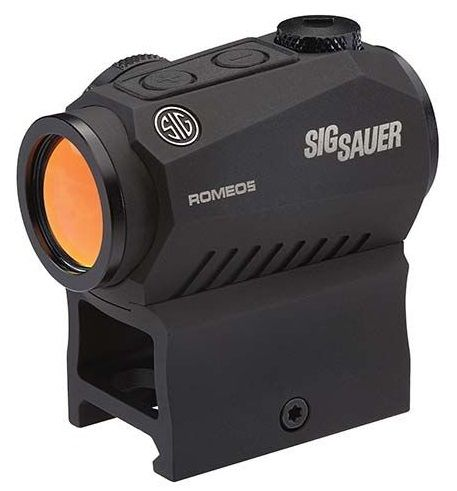 Point Rouge AR15 SIG SAUER ROMEO5