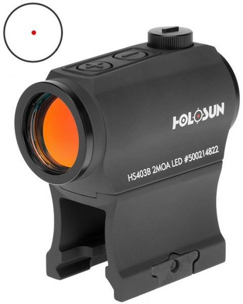 Viseur point rouge HOLOSUN Red Dot 403B