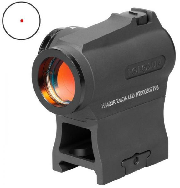 Viseur point rouge HOLOSUN Red Dot 403R