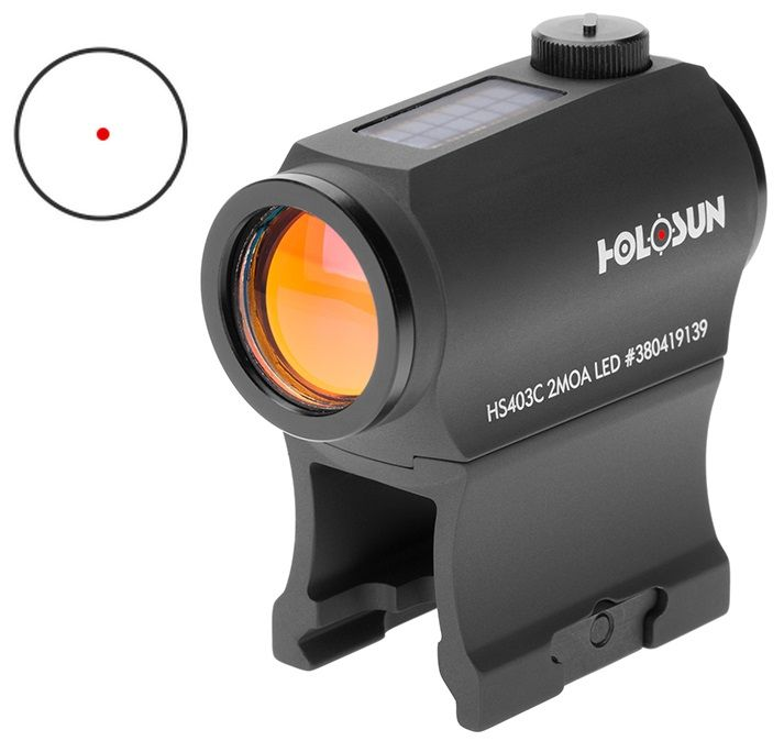 Viseur point rouge HOLOSUN Red Dot 403C