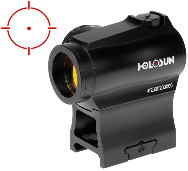 Viseur point rouge HOLOSUN Red Dot 503R
