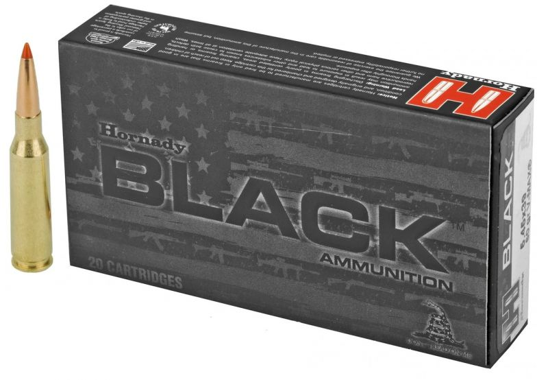 HORNADY cal.5,45x39 V-MAX Black /20