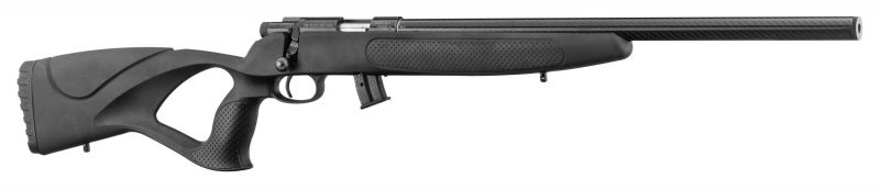 Carabine 22LR Black Ops Manufacture Thumbhole Synthétique SILENCE
