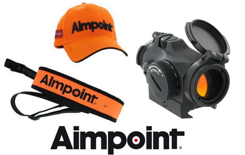Point rouge AIMPOINT Micro H2 4MOA