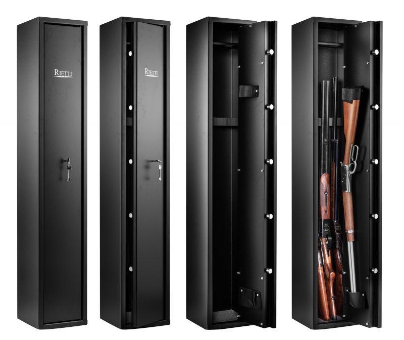 Coffre pour armes RIETTI First 33 kg (4+1 armes)