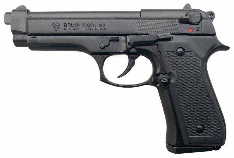 Pistolet BRUNI 92 Bronzé cal.9mm PA