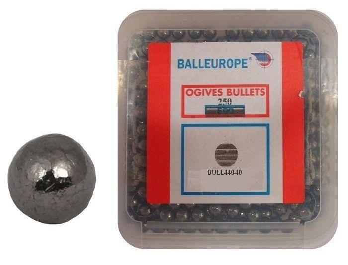 Boite de 250 Balles BALLEUROPE Cal.44 (.440)