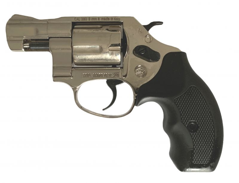 Revolver BRUNI 380 Nickelé 2