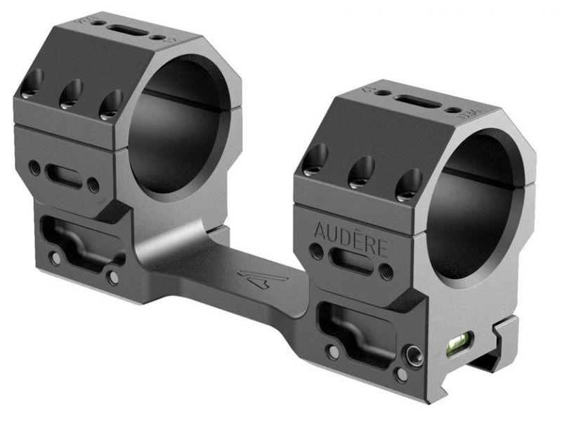 Montage monobloc AUDERE Adversus Gén.2 (21mm - diam.34mm BH21) incliné 40 MOA