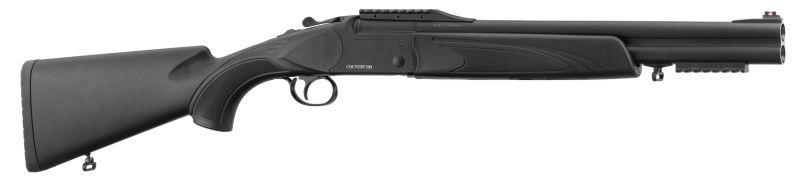 Superposé Slug Khan Arms A-TAC Country Black cal.12/76 (47cm)