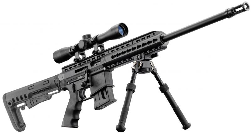 Carabine PALLAS BA-15 Tactical Black